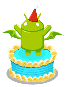 google play first anniversary