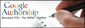google authorship mark up