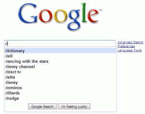 make the most of google suggest