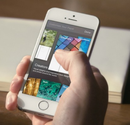 facebook paper app help Facebook's newsiest iphone app, paper, makes your newsfeed look better than ever.