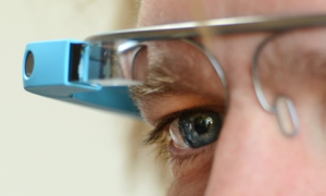 Google Glass on US market