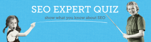 SEO quiz from Moz