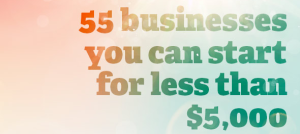 How to build business under $5000