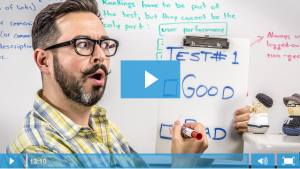 Running SEO Tests on Your Website Moz Whiteboard Friday