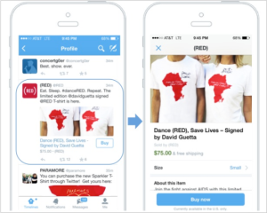 Twitter adds buy now button