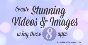 amazing apps to create visual