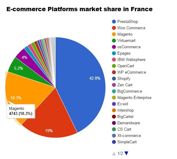 E-commerce Platforms Market France
