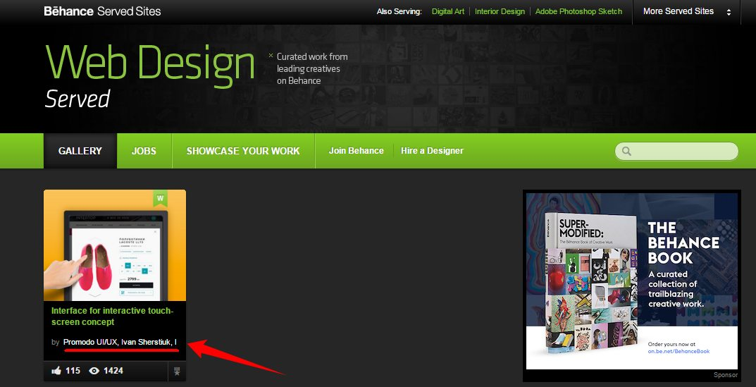 25 Examples of Inspiring Product Display in Web Design