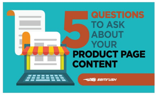 Questions to Ask About Your product Page