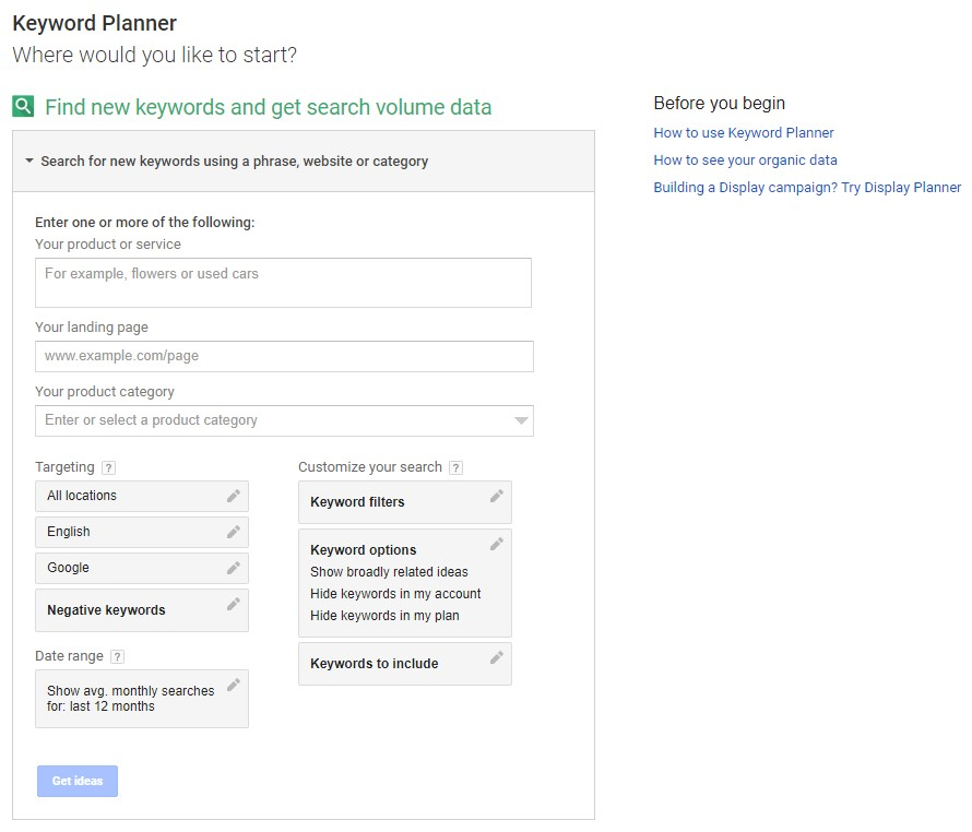 How to set up successful Google Adword campaign for business